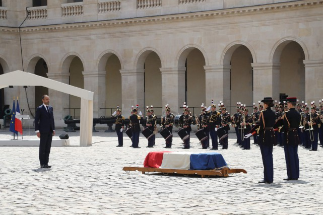 «En ce jour, Claude Lanzmann, vous n'êtes pas... (Photo AFP)