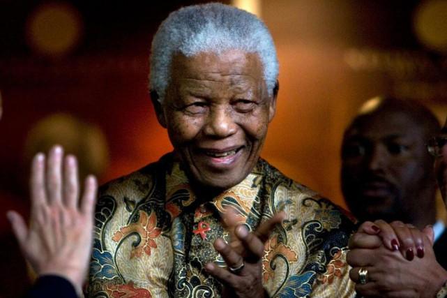 Toutes les lettres de NelsonMandela ne sont pas... (Photo Peter Dejong, Archives Associated Press)