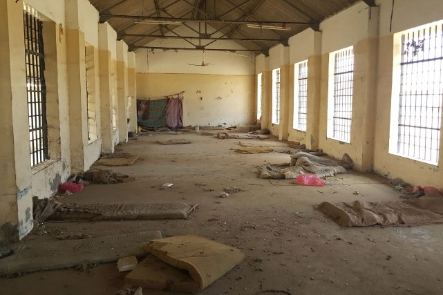 AmnestyInternational évoque des «violations flagrantes, y compris des... (ARCHIVES AP)