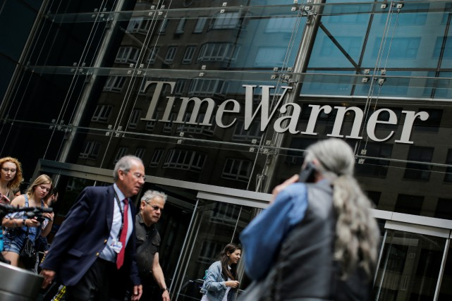 Time Warner constitue un énorme groupe de médias,... (PHOTO REUTERS)
