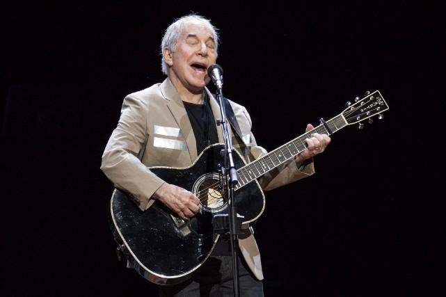 Le chanteur fera ses adieux à la scène... (Photo Jimmi Jeong, Archives La Presse Canadienne)