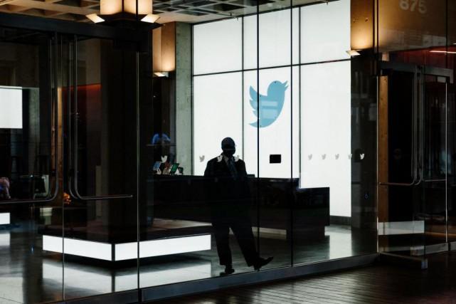 Selon des chiffres publiés par le Washington Post,Twitter... (Photo Jason Henry, Archives The New York Times)