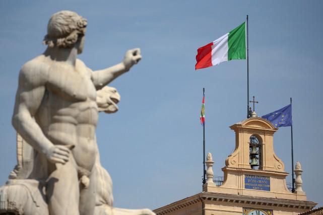 La croissance italienne, déjà faible, s'annonce encore moins importante que... (PHOTO TONY GENTILE, ARCHIVES REUTERS)
