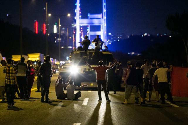 Ce régime d'exception avait été instauré le 20... (PHOTO GURCAN OZTURKM, ARCHIVES AFP)
