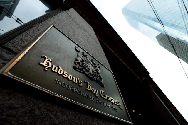 La Baie a déjà retiré la marque de... (Photo Nathan Denette, La Presse Canadienne)