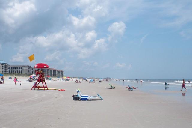 La plage de Fernandina.... (Photo TimothyJ, tirée de FlickR)