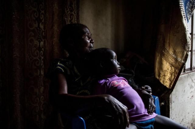 Au total, 1157personnes sont mortes du choléra l'an... (Photo John Wessels, archives agence france-presse)