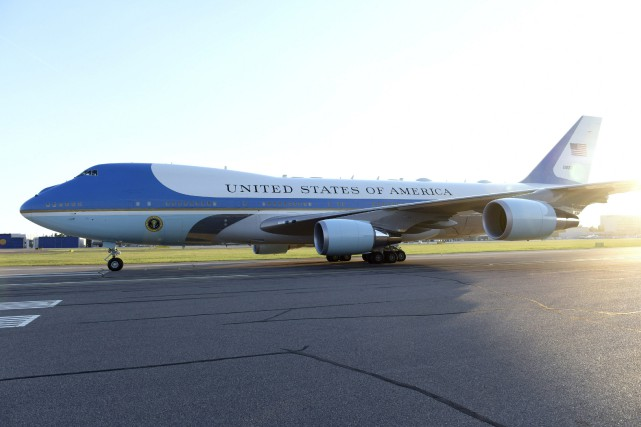 nouvel ordre mondial | Le nouvel Air Force One sera «incroyable», dit Trump