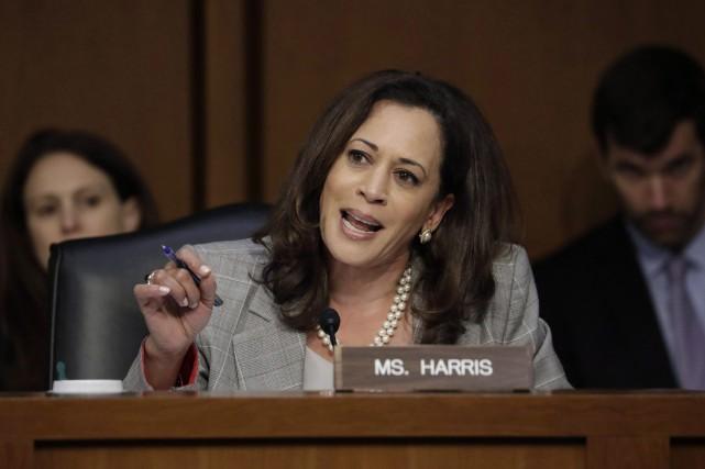 nouvel ordre mondial | Kamala Harris, étoile montante du Parti démocrate, lancera un livre en 2019