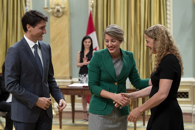Премьер-министр Канады провел перестановки в своем кабинете