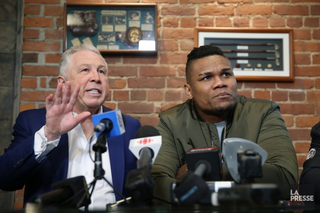 Alvarez se battra contre le champion WBO des... (PHOTO MARTIN CHAMBERLAND, ARCHIVES LA PRESSE)