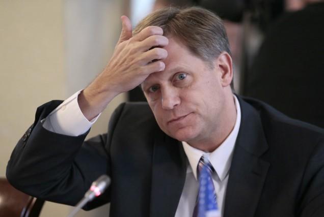 Un ex-ambassadeur américain mêlé au malaise Trump-Poutine