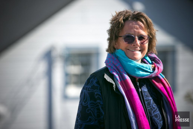 Claudine Roy, 67 ans, entrepreneure... (Photo François Roy, La Presse)