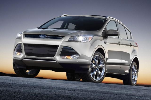Ford rappelle un demi-million d'Escape et de Fusion,... (photo Ford)