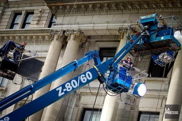 Cette année, le Bureau du cinéma et de... (Photo Marco Campanozzi, archives La Presse)