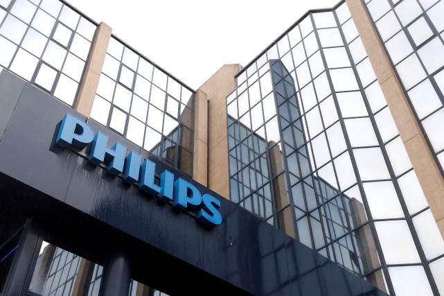 Philips a écopé d'une amende de 29,8 millions... (Photo François Lenoir, archives Reuters)
