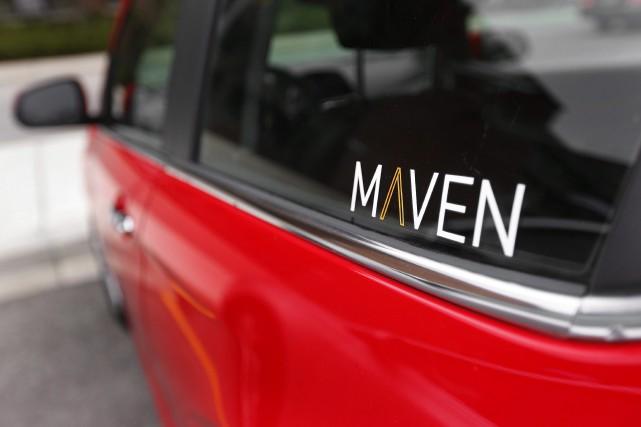 GM offre désormais aux propriétaires d'un véhicule du... (Photo Paul Sancya, archives La Presse canadienne)