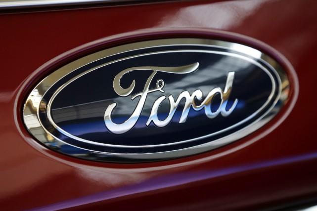 Ford indique qu'il va investir 4milliards de dollars... (Photo Gene J. Puskar, archives Associated Press)