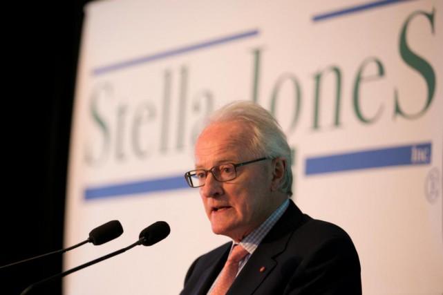 Tom Bruce Jones, président du conseil d'administration de... (Photo François Roy, archives La Presse)