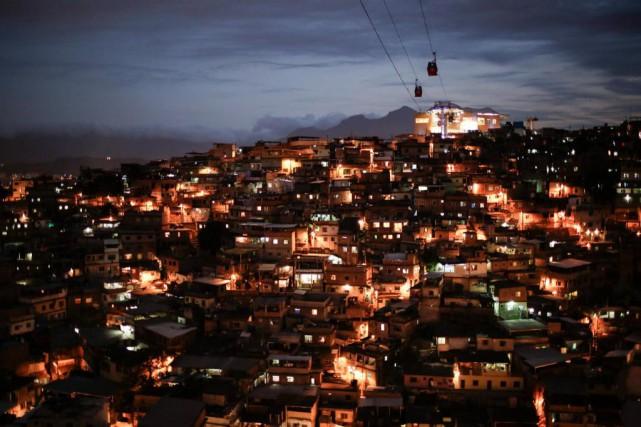 Rio de Janeiro... (photoFelipe Dana, archives associated press)