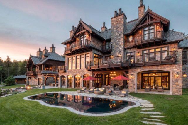 Mario Lemieux met en vente sa maison à Mont-Tremblant pour 22 ...