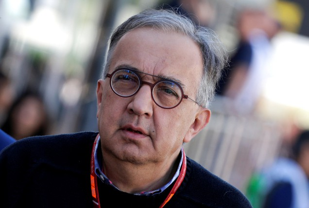Sergio Marchionne était atteint d'une grave maladie depuis... (Photo REUTERS)