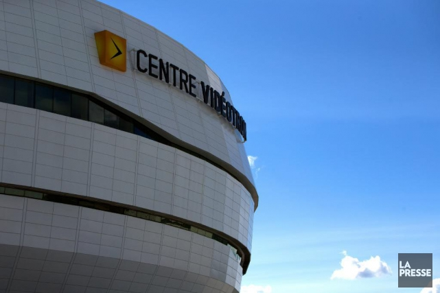 Le Centre Vidéotron... (Photo Olivier Jean, Archives La Presse)