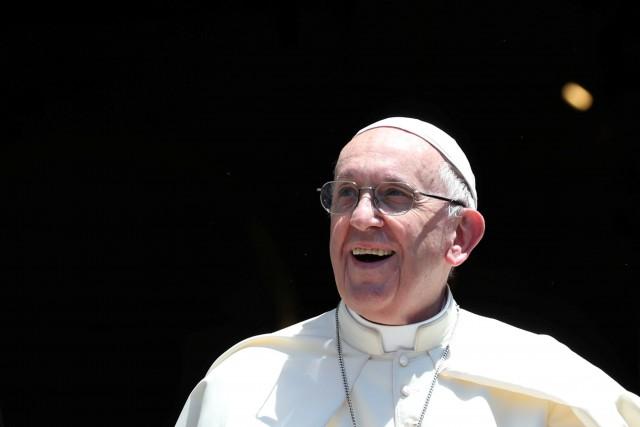 Si le pape François parle en italien, comme... (Photo Tony Gentile, Reuters)