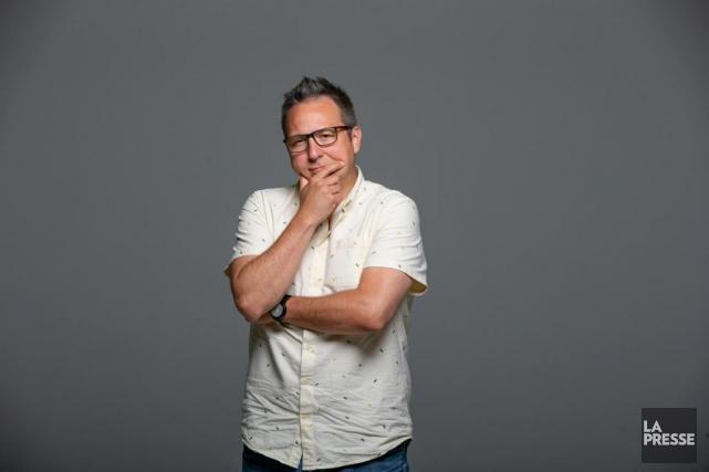 PHOTO DAVID BOILY, LA PRESSE-Montreal---POUR OU CONTRE avec... (PHOTO DAVID BOILY, LA PRESSE)