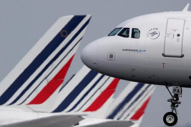 La grève des bagagistes d'un sous-traitant de l'aéroportRoissy-Charles-de-Gaulle... (Photo Christian Hartmann, archives Reuters)