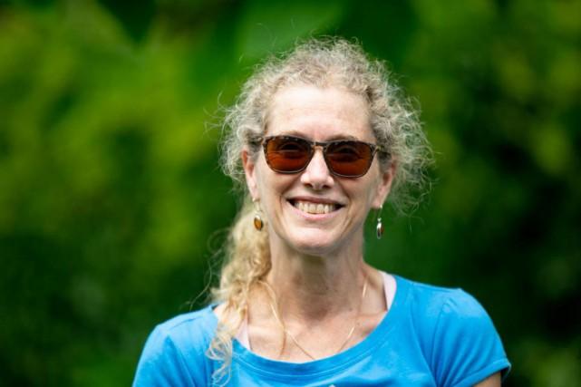 Danielle Dubois, 56 ans, Sainte-Anne-de-Bellevue... (Photo David Boily, La Presse)