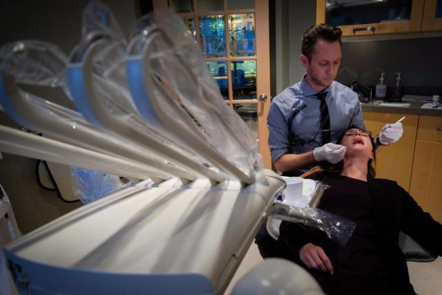 Ariane Krol explique que «les problèmes de dentition... (ARCHIVES PC)