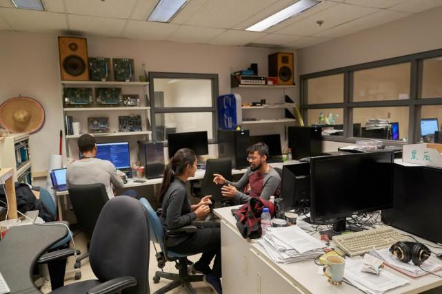 Montréal compte 127 000 emplois dans le domaine... (Photo André Pichette, Archives La Presse)