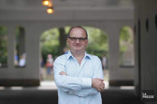 «Nous, on veut que Polycor demeure une société... (Photo Martin Chamberland, La Presse)