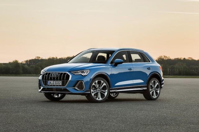 Audi présente son nouveau Q3.... (Photo fournie par Audi)