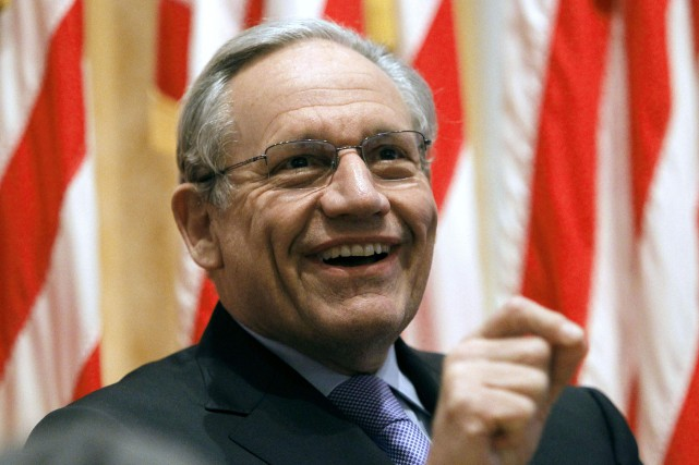 Bob Woodward, en 2011.... (Photo Alex Gallardo, archives REUTERS)