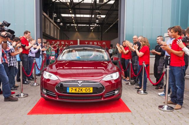 Tesla a eu des discussions avec les Pays-Bas... (photo Tesla)