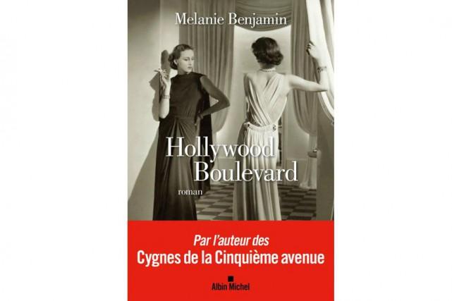 Hollywood Boulevard,de Melanie Benjamin... (Photo fournie par les Éditions Albin Michel)