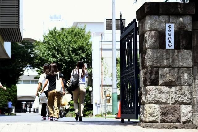 site plan cu ecolieres japonaises