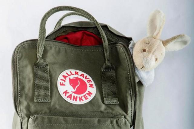Le sac des enfantssera de préférence à dos... (PHOTO ALAIN ROBERGE, LA PRESSE)