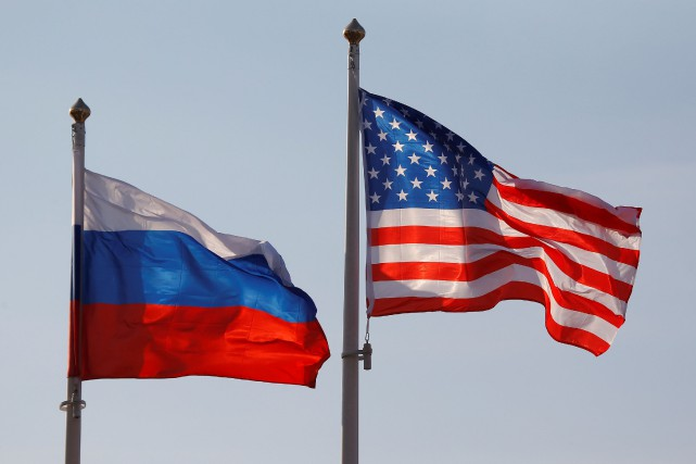 «Nous espérons que la partie américaine pourra prendre... (Photo Maxim Shemetov, Archives Reuters)