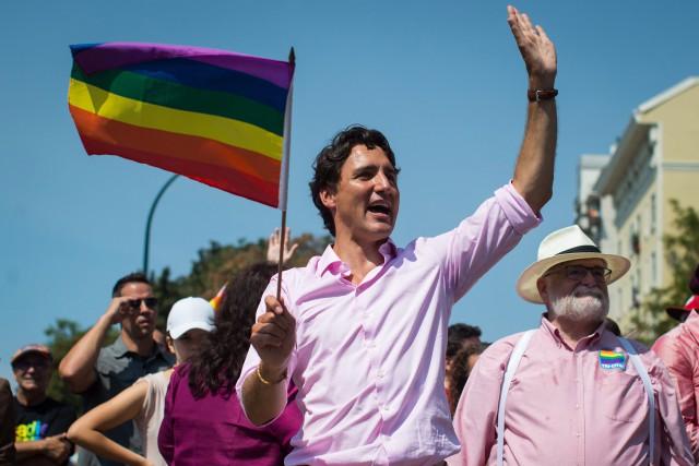 Le premier ministre a dit que, malgré les... (PHOTO PC)