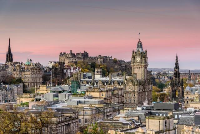 Édimbourg, en Écosse... (photo Getty Images, iStockphoto)