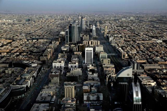 Riyad,capitalede l'Arabie saoudite.... (ARCHIVES AP)