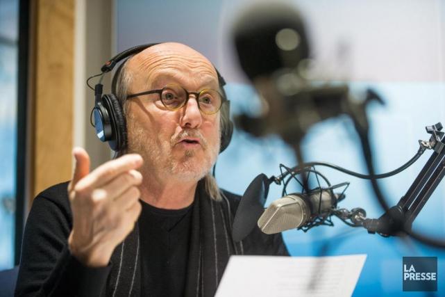 JimCorcoran a décidé de cesser d'animer l'émission de... (PhotoPATRICK SANFAçON, LA PRESSE)
