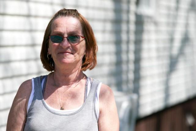 Micheline Guay, 62 ans, retraitée... (Photo François Roy, La Presse)