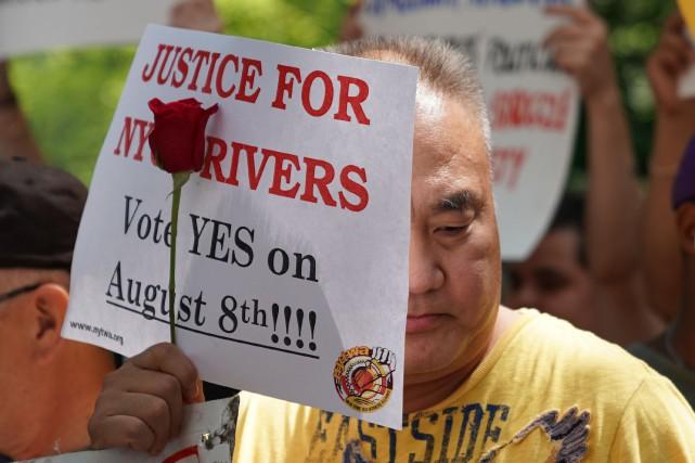 Le conseil municipal de New York a porté... (photo AFP)