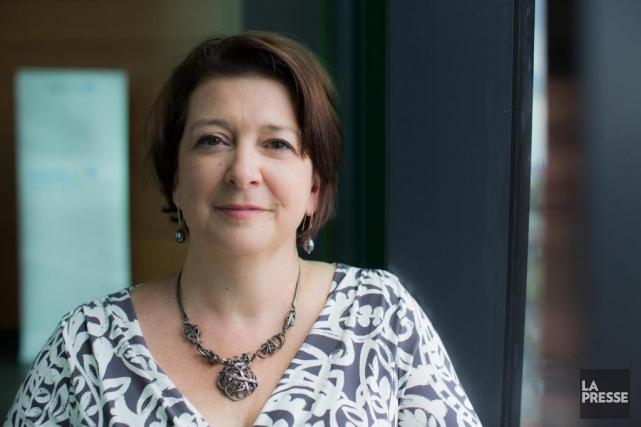 Anne-Marie Jean, présidente-directrice générale du Conseil des arts... (Photo Edouard Plante-Fréchette, La Presse)