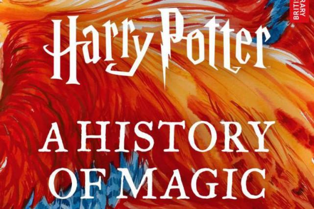 Couverture du livre audioHarry Potter: A History of... (Photo Associated Press)