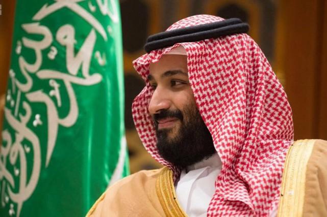 Le prince héritier saoudien, Mohammed ben Salmane... (PHOTO ARCHIVES REUTERS/GOUVERNEMENT SAOUDIEN)